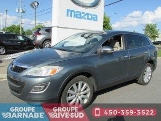 Mazda CX-9 GT+TOIT OUVRANT+CAMÉRA DE RECUL+BLUETOOTH*** 2010