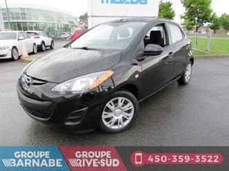 Mazda2 **GX GROUPE ELECTRIQUE, AIR CLIMATISÉ** 2013