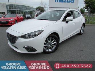Mazda3 Sport ***GS TOIT OUVRANT SIEGE CHAUFFANT BLUETOOTH *** 2015