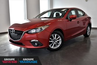 2014  Mazda3 *GS-SKY SIÈGE CHAUFFANT CAMERA DE RECUL BLUETOOTH*