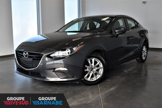 Mazda3 GS CLIMATISEUR+CAMERA+BLUETOOTH+ALLIAGE+++ 2015