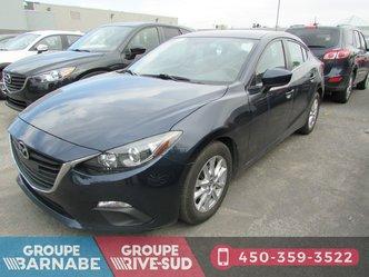 Mazda3 *GS SIÈGE CHAUFFANT CAMERA DE RECUL BLUETOOTH * 2015