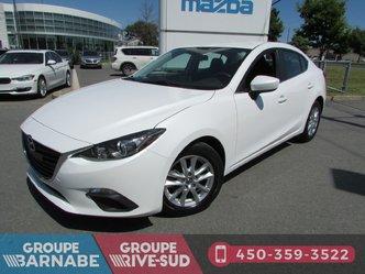 2015  Mazda3 **GS SIÈGE CHAUFFANT BLUETOOTH CAMERA DE RECUL **