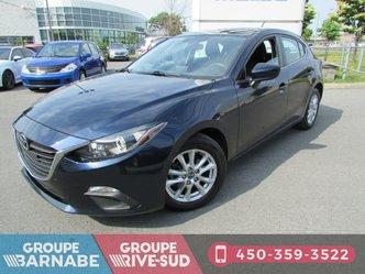 Mazda3 ***GS A/C SIÈGE CHAUFFANT BLUETOOTH *** 2016