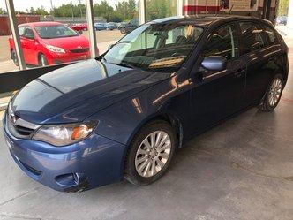 Subaru Impreza 2.5i w/Sport Pkg 2011