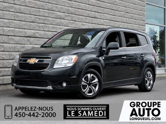 Chevrolet Orlando *LTZ*7 PLACES*AUTOM*A/C*NOIR* 2012