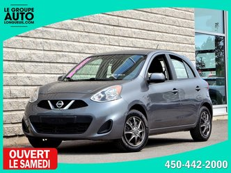 Nissan Micra *SV*AUTOM*A/C*BLUETOOH*BAS KILO* 2016