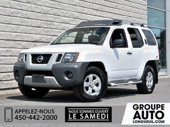Nissan Xterra *4X4*AUTOM*BLANC*A/C* 2011
