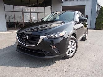 2019 Mazda CX-3 GX, TRACTION INTÉGRALE