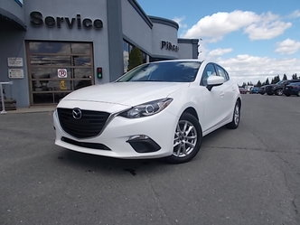 2014  Mazda3 GS-SKY, 5 PORTES