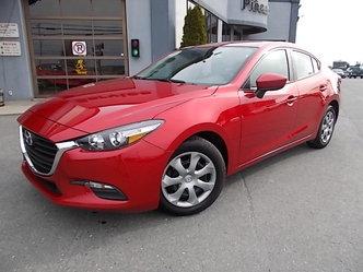 Mazda3 GX, GROUPE COMMODITÉ 2018
