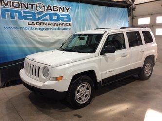 Jeep Patriot Sport/North 2012