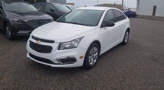 Chevrolet Cruze LIMITED LS*AUTOMATIQUE*BAS KILOMÉTRAGE 2016