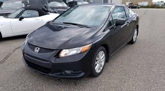 2012 Honda Civic Cpe EX COUPE, AUTOMATIQUE, TOIT OUVRANT