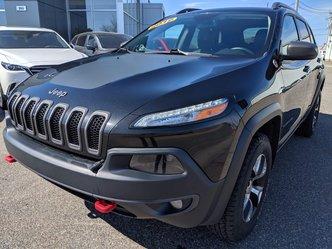 Jeep Cherokee Trailhawk*4x4*V6 2016
