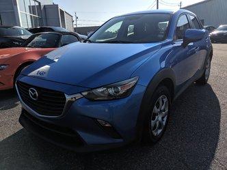 Mazda CX-3 GX * AWD * AUTO * A/C 2017