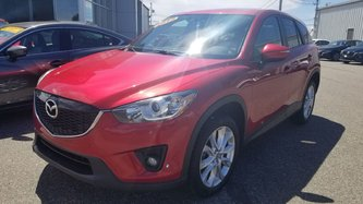 Mazda CX-5 GT, CUIR, TOIT OUVRANT 2015