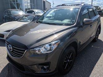 2016 Mazda CX-5 GS AWD, VOITURE IMPÉCABLE, BAS KILOMÉTRAGE