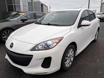 Mazda3 SPORT GS-SKY, AUTOMATIQUE, TOIT OUVRANT 2013