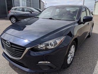 Mazda3 GS, CAMÉRA DE RECUL, BANCS CHAUFFANTS 2015