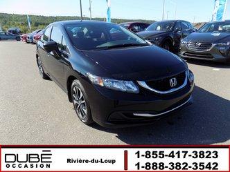 2015 Honda Civic Sedan EX MANUELLE TOIT OUVRANT