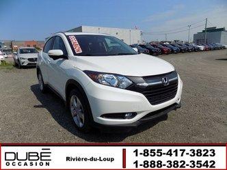 2016 Honda HR-V EX-L AWD//CUIR//GPS