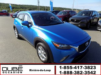 2016 Mazda CX-3 GS AWD LUXE TOIT OUVRANT//CUIR