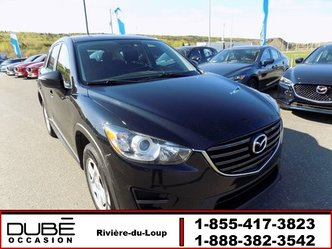 2016 Mazda CX-5 GX **MANUELLE **AIR CLIM**RÉG VITESSE**
