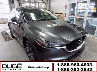 Mazda CX-5 GT AWD CUIR//GPS//BOSE 2018