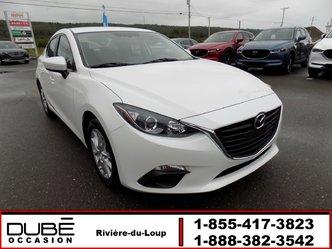 Mazda3 GS SIÈGES CHAUFFANT 2015