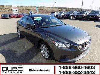 Mazda6 GX ***SIÈGES CHAUFFANTS*** 2014