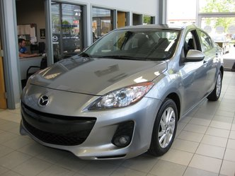 Mazda3 GS-SKY cuir toit mags 2013