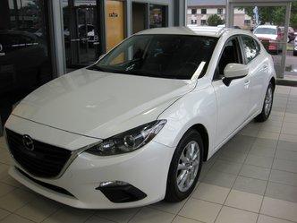 2015  Mazda3 GS sport mags demarreur