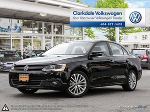 2012 Volkswagen Jetta Sedan Highline
