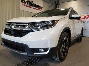 2019 Honda CR-V Touring Élite comme démo
