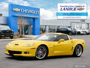 2006 Chevrolet Corvette Z06 2 Door Z06