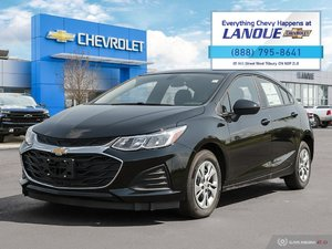 2019 Chevrolet Cruze LS Hatch Automatic LS