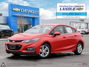 2018 Chevrolet Cruze LT Hatch Automatic LT