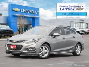 2017 Chevrolet Cruze LT Sedan Automatic LT