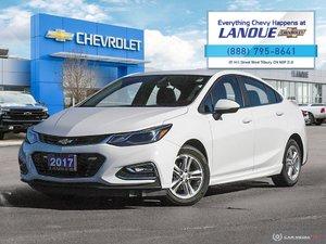 2017 Chevrolet Cruze LT Sedan Automatic LT