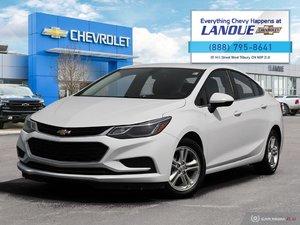 2018 Chevrolet Cruze LT LT