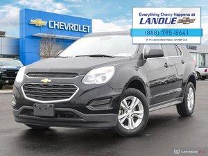 2017 Chevrolet EQUINOX LS FWD LS