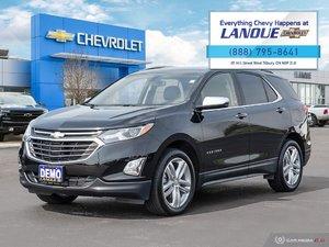 2019 Chevrolet Equinox Premier 2.0T AWD Premier