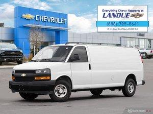 2019 Chevrolet Express Cargo VAN Ext. 2500