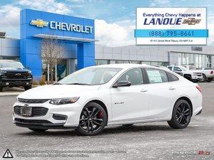 2018 Chevrolet MALIBU LT SEDAN LT