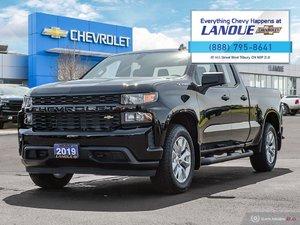 2019 Chevrolet Silverado 1500 Custom 4WD Custom