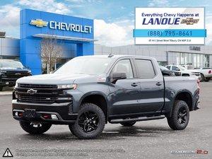 2019 Chevrolet Silverado 1500 LT Trail B LT Trail Boss