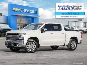 2019 Chevrolet Silverado 1500 LTZ 4WD LTZ