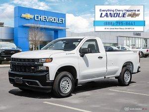 2019 Chevrolet Silverado 1500 WT 2WD Work Truck