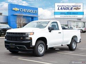 2019 Chevrolet Silverado 1500 WT 4WD Work Truck